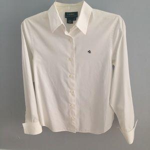Ralph Lauren Black Label French Cuff Shirt, S